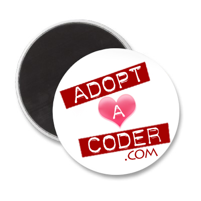 Adopt A Coder - Coming Soon!!
